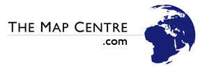 The Map Centre Logo